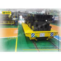 Buy cheap Large Capacity Pallet Transfer Carts Heavy Die Transporter For Lathe Handling from wholesalers