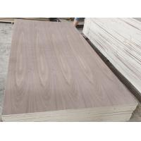 China Best price 4x8 walnut veneer plywood with AAA grade on sale