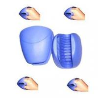 China 2014 new kitchen silicone oven mitt ,FDA oven kitchen waterproof silicon gloves wholesale