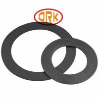 China Custom Flat Ring Gasket Industrial For Vibration Dampening / Packaging on sale