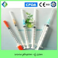 China Disposable Sterile Syringes wholesale
