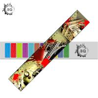 China PET PVC 3D Lenticular Ruler Flip EEffects With 0.9mm PET Non Toxic wholesale