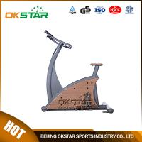 China outdoor fitness equipment outdoor stationary bike with TUV certificates on sale