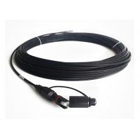 Buy cheap Fiber Optic Cable Accessories 1 Fiber Corning Similar Optitap to SC/APC drop from wholesalers