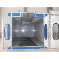 China Spray Booth Baking Finish House for Auto  ,Suntec manufacture floor price,Automatic painting booth wholesale