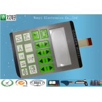 China Clear LCD Window Embossing Membrane Switch Keypad With High Glossy wholesale