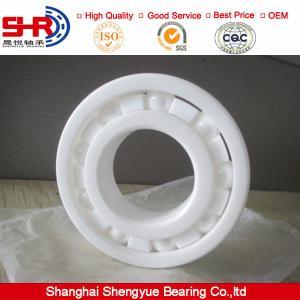 China 10*26*8 mm ZrO2 6000CE sealed ceramic bearing wholesale