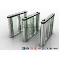 Quality Entry Control Speed Gate Turnstile , Luxury Speed Stainless Steel Barrier Gate for sale