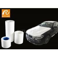 China Car Paint Protective Plastic Film , Automotive Surface Protection Film 100 Meter on sale