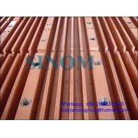 CSP Thin Slab copper plate / SMS-DEMAG