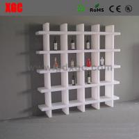 China Comparative price top quality aluminum led cabinet wholesale