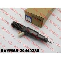 China DELPHI Genuine electric unit fuel injector BEBE4C01001, BEBE4C01101, BEBE4C02002 for VOLVO D12 Engine 20440388, 85000071 wholesale