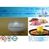 Oil Well Drilling Chemicals Sodium Carboxy Methyl Cellulose Mix With Milk Food Additives