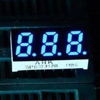 "China LED Numeric Display, Available in Blue/Red, 0.31"", 3 Digits, Digital Indicators wholesale"