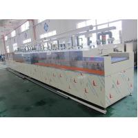China 7.5M SMT Stencil Cleaning Machine 36KW Electric Power For Coating Spatter Residue wholesale