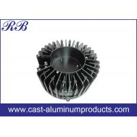 China Radiator Aluminum LED Housing For LED Lighting Fixtures Excellent Heat Dissipation wholesale