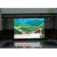 China High brightness Photos SMD LED Screen , led indoor display  320mmx160mm wholesale