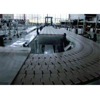 China Stainless Steel Plate Automated Conveyor Systems Stable Structure Smooth Transition wholesale
