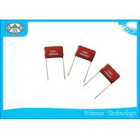 China 0.1uF 0.2uF Metal Film Capacitor , Low Dissipation 104J 400V Capacitor on sale