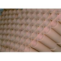 Chemical Industrial Nylon Conveyor Rollers With Stainless Steel Shaft