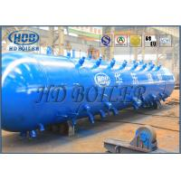 China High Pressure Water Tube Boiler Steam Drum For 75 T / H Indonesia EPC Project wholesale