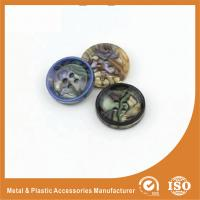China Fantastic Rainbow Buttons Garment Accessories Horn Buttons 34L wholesale