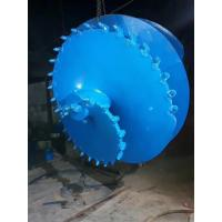 China Optimized Drilling Bucket 130*130 150*150 Excellent Cutting Performance wholesale