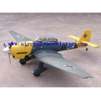 China JU87-120   Scale model plane wholesale