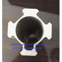 China Wrought Material Light Weight Alloys Extruding Magnesium Eliminates Surface Machining wholesale