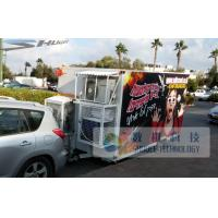 China Mini Mobile 5D Cinema With Air Condition For Outdoor wholesale