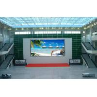 Buy cheap P10 LED Display Board Indoor Full Color Led Display High Resolution 320mm x 160mm from wholesalers