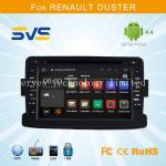 China Android 4.4 car dvd player GPS navigation for Renault/Dacia Duster Logan Sandero car video wholesale