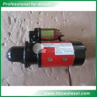 China Motor starter assembly QD2707A, C4934622 for Dongfeng truck 210 engine Euro II on sale