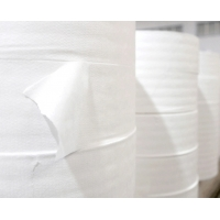 China 100% pp Factory directly sell BFE99 Filter Meltblown nonwoven fabric,melt blown fabric material for BFE/PFE/VFE/KF face wholesale