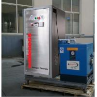 China Stainless Steel PSA Nitrogen Generator 95%-99.99% For Cake / Biscuit wholesale