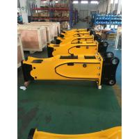 China Side Type Hydraulic Breaker Hammer For 50 Ton Excavator Caterpillar 350 wholesale