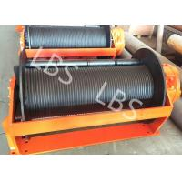 China Marine Boat Hydraulic Crane Winch Anchor Type 500kgs - 6000kgs wholesale