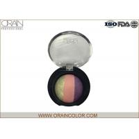 China Shining Makeup Eyeshadow Palette , Waterproof Colorful Eyeshadow Palette wholesale