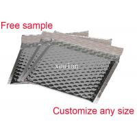China Waterproof Surface Bubble Mailer Envelope , Metallic Mailing Bags For Shipping on sale