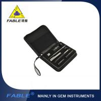 China Gemological Portable Gemstone Identification Kit with 8 Items FGB-8 wholesale