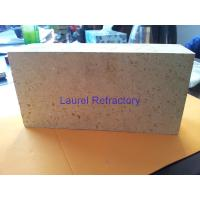 China Steel Furnaces Fire Brick Refractory , High Alumina Refractory Bricks wholesale