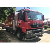 China ABS Brake Type Water Pump Fire Truck wholesale