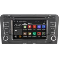 Audi S3 High Resolution Car Radio Touch Screen GPS Navigation Multi Language 2006 - 2013