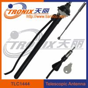 China (Manufacture) signal car telescopic antenna/ car am fm radio antenna  TLC1444 wholesale