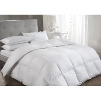Buy cheap Comfortable Hotel Bedding Duvet With 70% Goose Feather And 30% Goose Down from wholesalers
