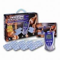 China High-quality Slimming Appliance with Four Electrode Pads, Operated by 3 x AAA 1.5V Batteries wholesale
