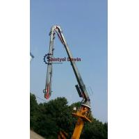 China 29m 33m Hydraulic Self-Climbing Concrete Tower Placing Boom Without Counter Weight on Sale wholesale