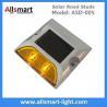 Buy cheap Solar Road Stud ASD-005 Single Line 2leds Square Shape Solar Traffic Warning from wholesalers