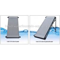China Rigid Inground Swimming Pool Heaters With Solar Controller 1.6m X 0.7m X 0.07m wholesale