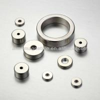 China Excellent Performance Neodymium Magnet Ring wholesale